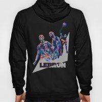 Lebron James NBA Illustr… Hoody