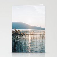 Annecy French Alps Stationery Cards