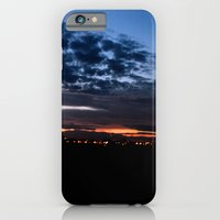 iPhone & iPod Case featuring Dramatic Clouds by VAWPhotography