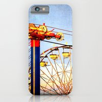 Wheels at the Ohio State Fair iPhone 6 Slim Case