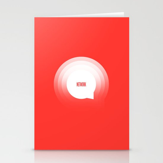 Network Stationery Card