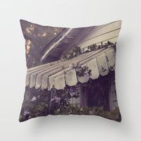 when I grow up Throw Pillow