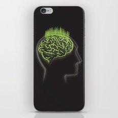 fertile mind iPhone & iPod Skin