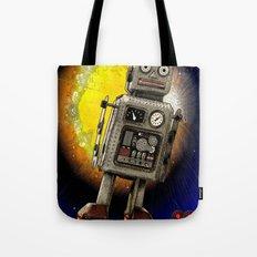 :: RETRONAUT Tote Bag
