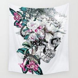 Wall Tapestry - Momento Mori Rev V - RIZA PEKER