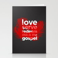 The Gospel Stationery Cards