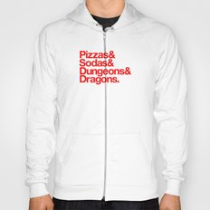 Dungeons & Dragons & Swag Hoody