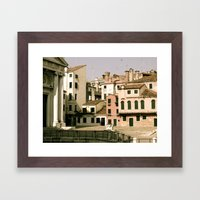 A Secret Place Framed Art Print