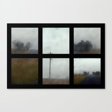 Lost - Polyptych Canvas Print