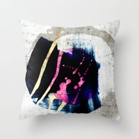 Color Studies 4 Throw Pillow