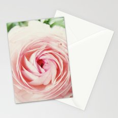 Pink Ruffles Stationery Cards