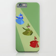 3 Fairies (Green) Slim Case iPhone 6s