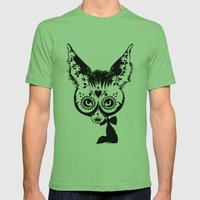 Fox Mens Fitted Tee Grass SMALL