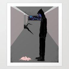 A Dream Art Print