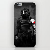 Who The Hell Is Bucky? iPhone & iPod Skin