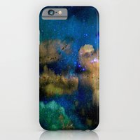 flying among the stars iPhone 6 Slim Case