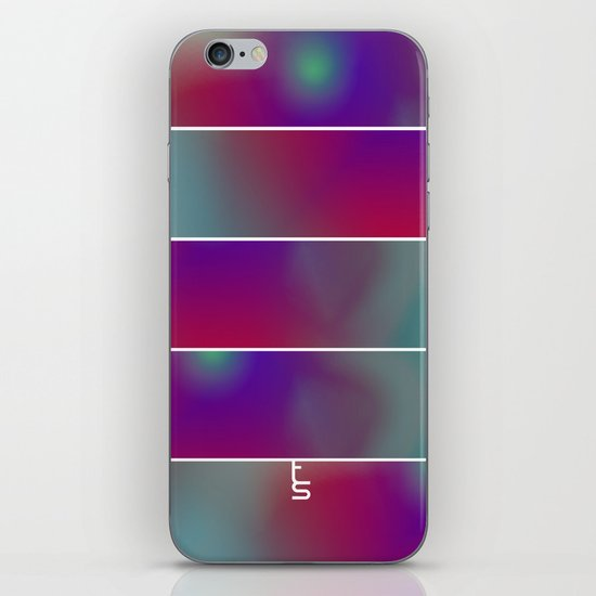 Innerspace (Five Panels Series) iPhone & iPod Skin