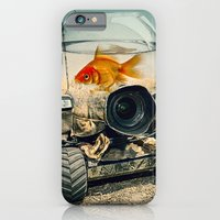iPhone & iPod Case featuring On the Move 02 by vin zzep