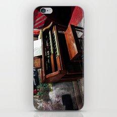 Basement Organ iPhone & iPod Skin