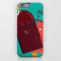 :::Licking Love::: iPhone 6 Slim Case