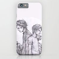 iPhone & iPod Case featuring Friends by Rosketch