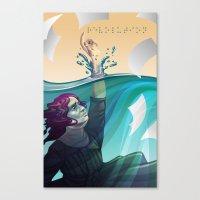 Revolution Canvas Print