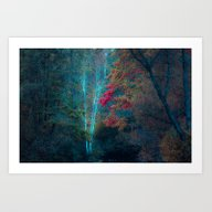 Art Print featuring It's Been A Lifetime  by Faded  Photos
