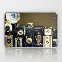 Vintage Camera Collectio… Laptop & iPad Skin