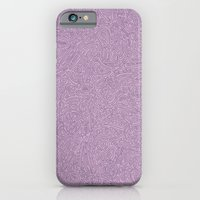 Abstract #002 Cells (Lavender)  iPhone 6 Slim Case