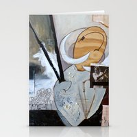 Pleasure Of Execution Stationery Cards