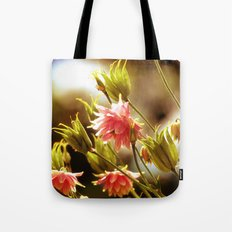 Wild beauty, flowers in the meadows Tote Bag