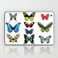 Une Armée De Papillons Laptop & iPad Skin