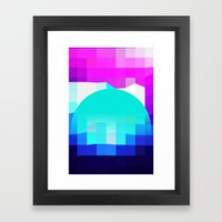 Rising Framed Art Print