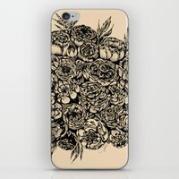 Wedding Flowers  iPhone & iPod Skin