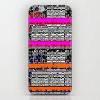 DATA iPhone & iPod Skin