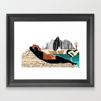 Gabriela Mistral 2 Era P… Framed Art Print