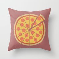 Delivery Time (clock #28… Throw Pillow