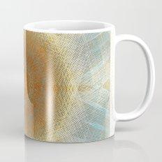 Trendy digital mandala Mug