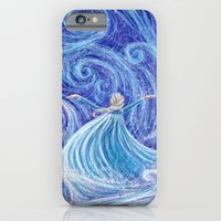 iPhone & iPod Case featuring .:Let the Storm Rage On:. by Kimberly Castello