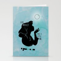 Even Miracles Take A Lit… Stationery Cards