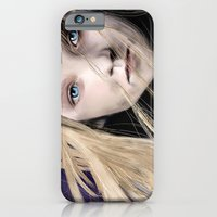iPhone & iPod Case featuring Cosette by Joe Tin Illustration