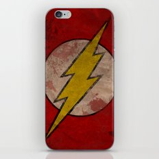 Remember The Flash iPhone & iPod Skin