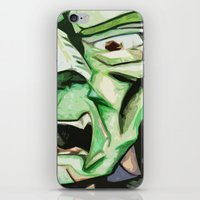 Hulk Abstract iPhone & iPod Skin