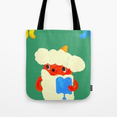Baby demon (Japanese baby demon) Tote Bag