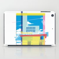 funky town iPad Case