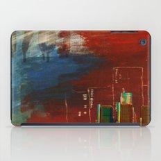 Death of Detriot - Skyline  iPad Case