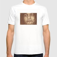 Round 4...bernard Hopkin… Mens Fitted Tee White SMALL