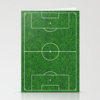 Football's coming home Stationery Cards