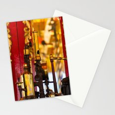 Steam Carousel Whistle Stationery Cards