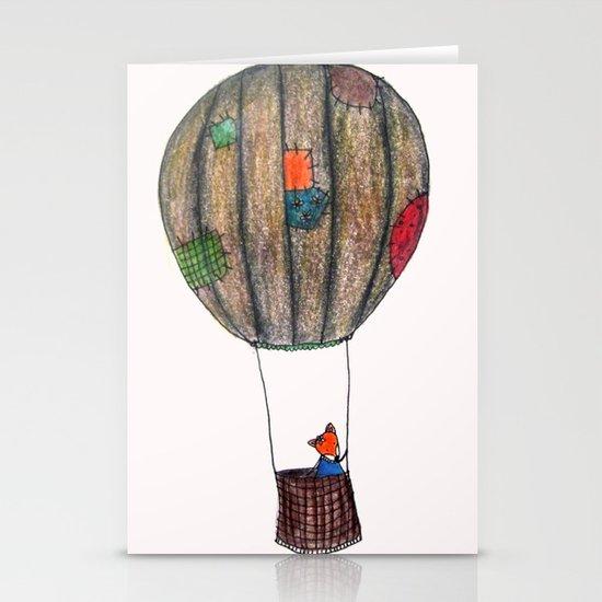 balloon  Stationery Card